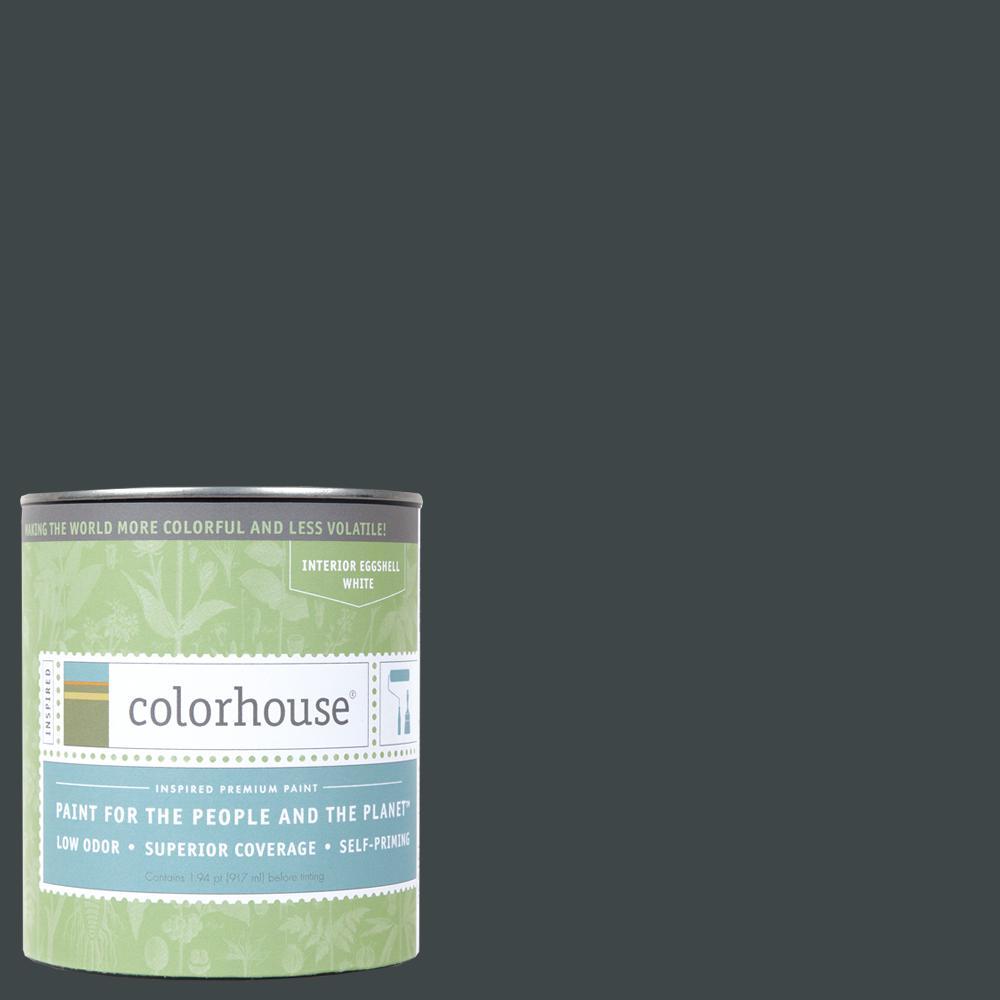 1 qt. Metal .06 Eggshell Interior Paint