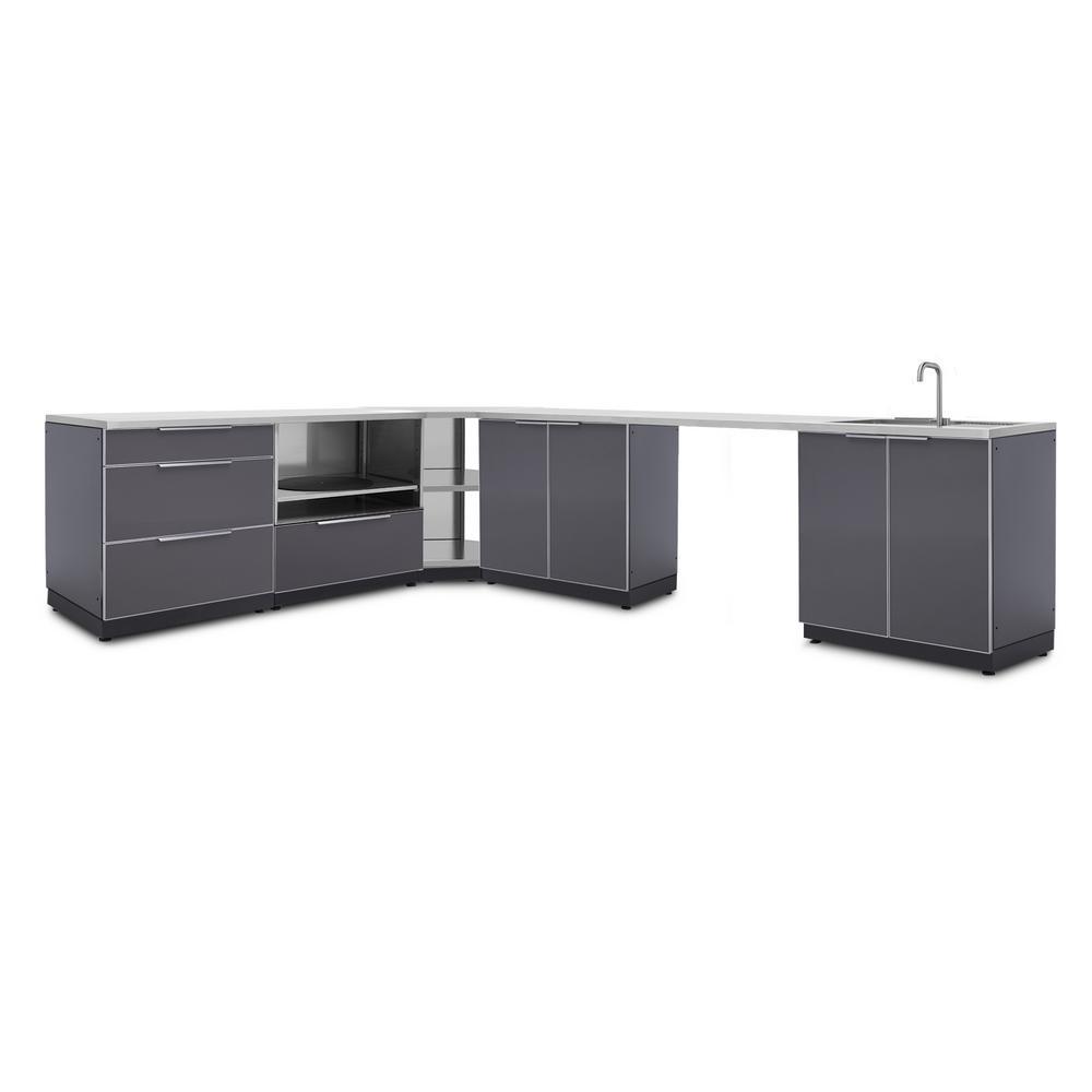 Outdoor Kitchen Cabinets - Outdoor Kitchen Storage - The ...