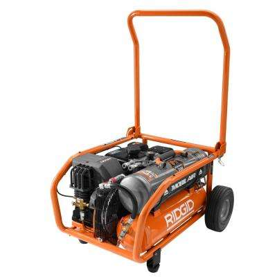 Zero Gravity Gas Power Air Compressor