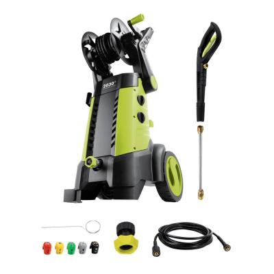 2030 Max PSI 1.76 GPM 14.5 Amp Electric Pressure Washer with Hose Reel