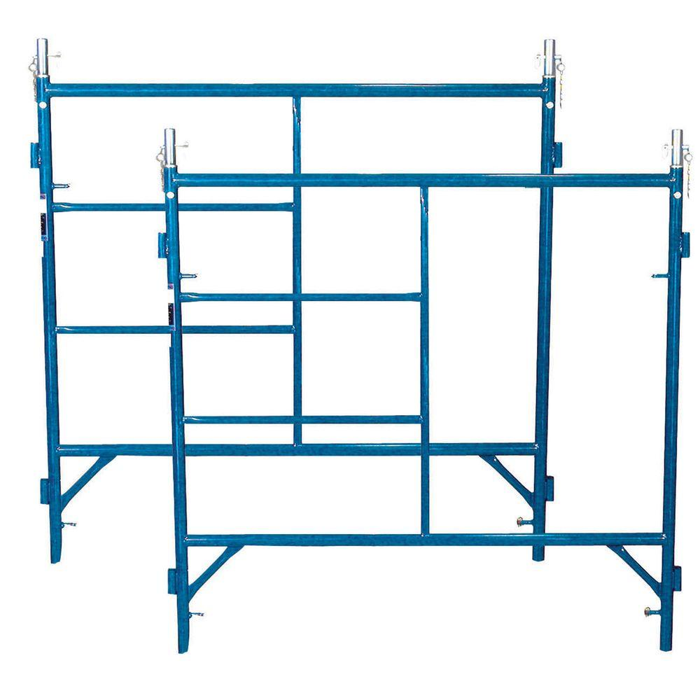 PRO-SERIES 5 ft. x 5 ft. Frames 2000 lb. Load Capacity (2-Pieces) -DISCONTINUED