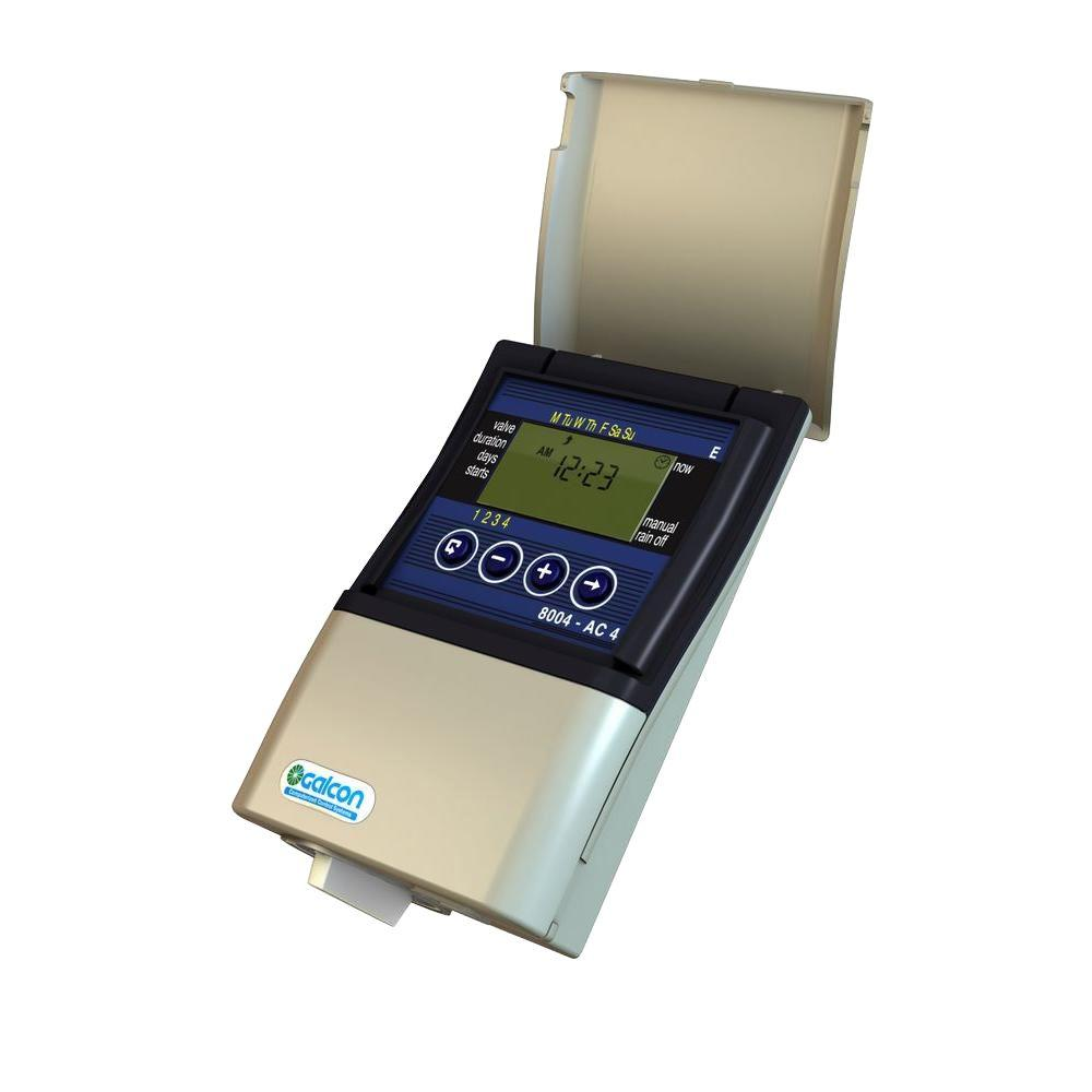 8004 AC-4 Four-Station Indoor Irrigation Controller