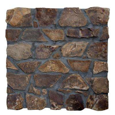 Castle Earth Natural Sandstone Wall Loose Veneer (100 sq. ft. / pallet)