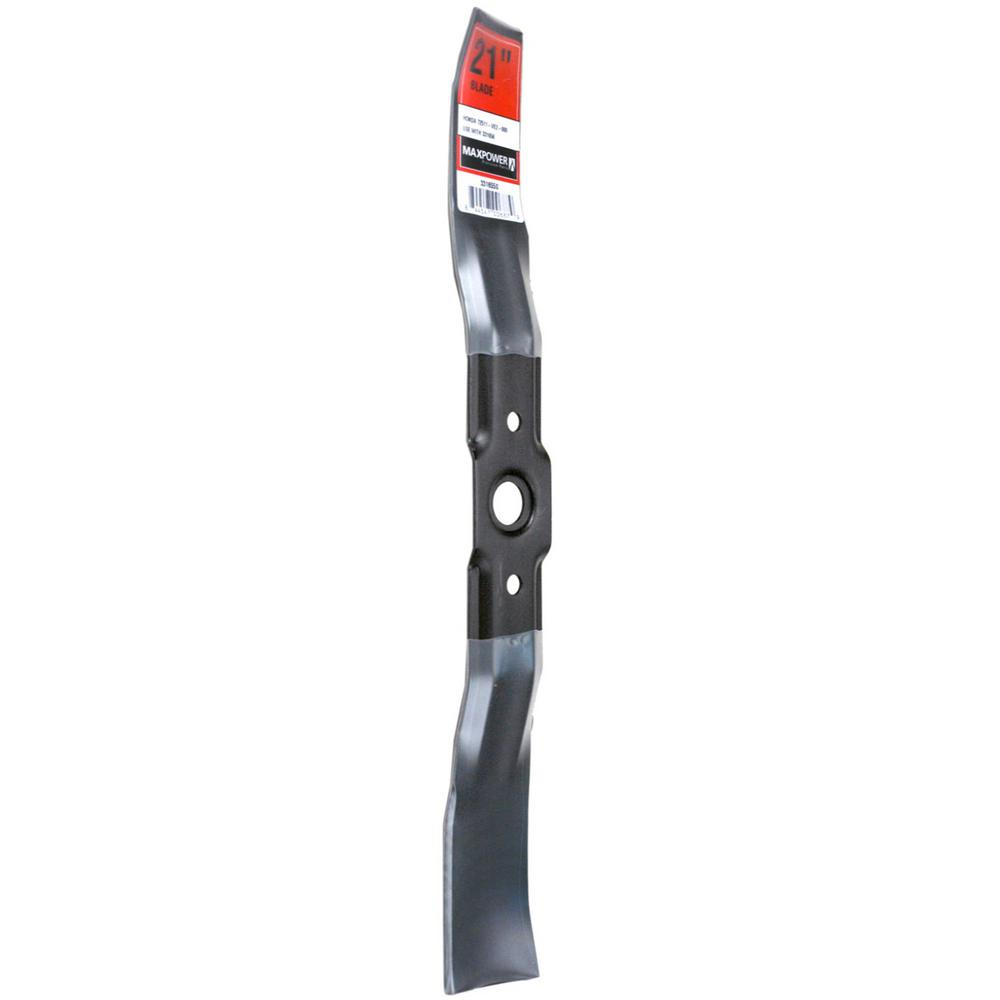 Maxpower 21 in. Replacement Lower Mower Blade for Honda Lawn Mower