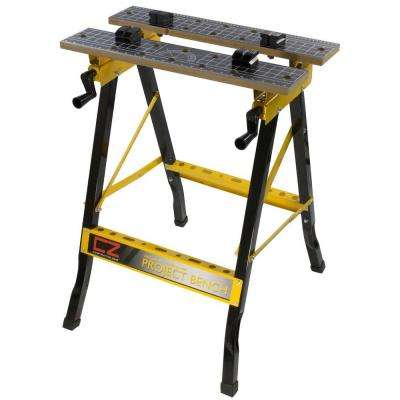 2 ft. Portable Workbench with Storage