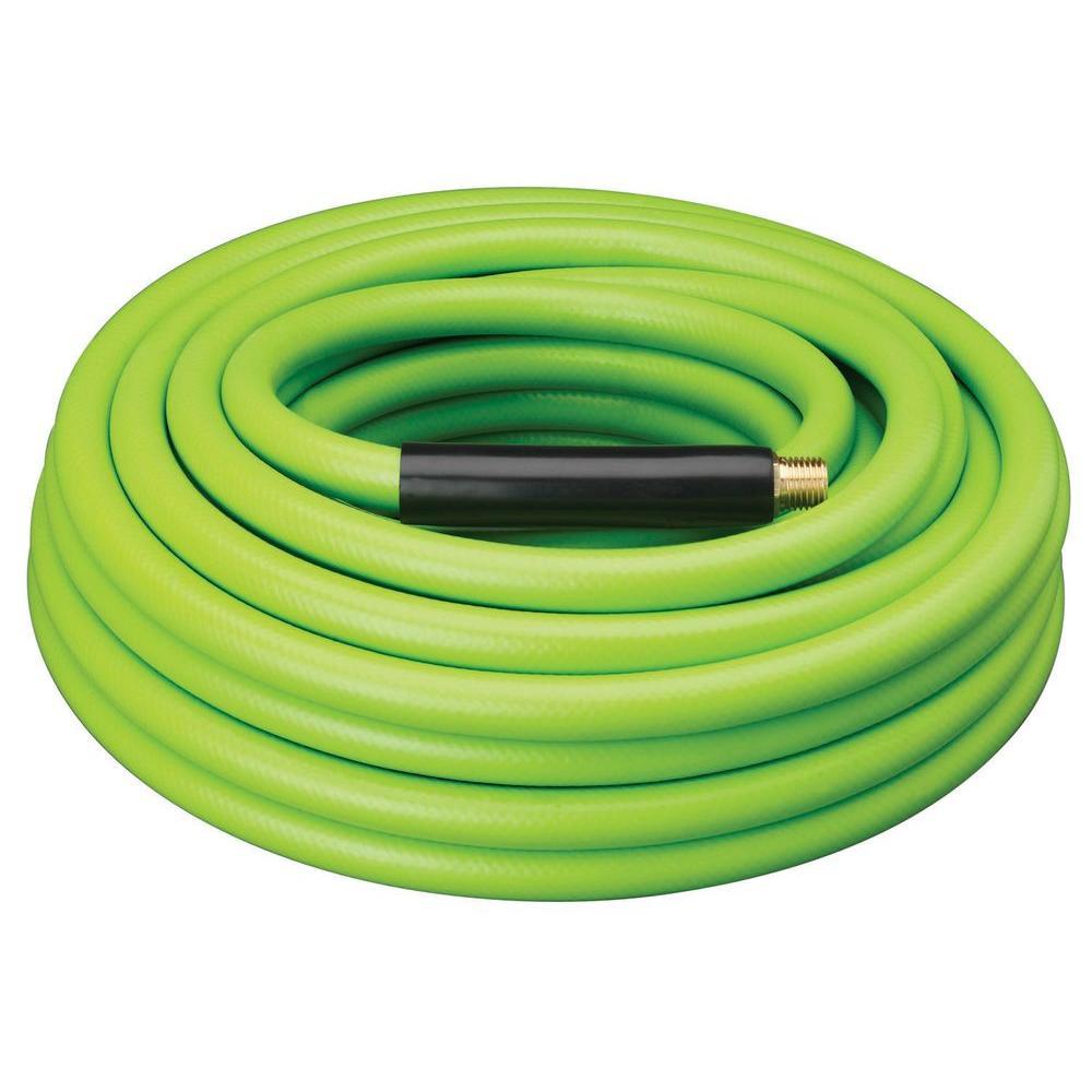 3/8 in. x 50 ft. PVC/Rubber Blend Air Hose