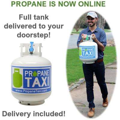 Propane Grill Tank Purchase with 2-Day Delivery