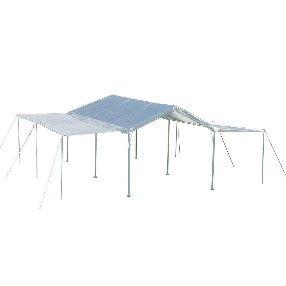 Extension Kit for 10 x 20 ft. White Canopy - Frame