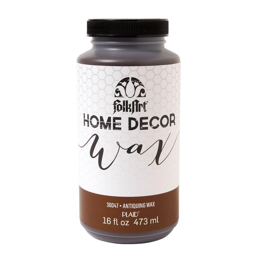 Home Decor 16 oz. Antiquing Wax Finish