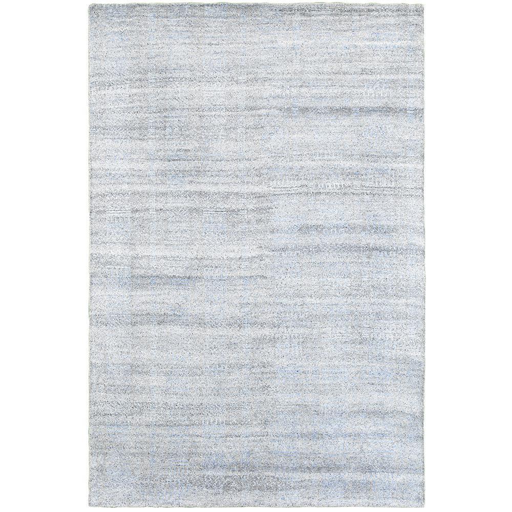 Sobek Distress Coastal Grey / Blue 8 ft. x 10 ft. Indoor Area Rug