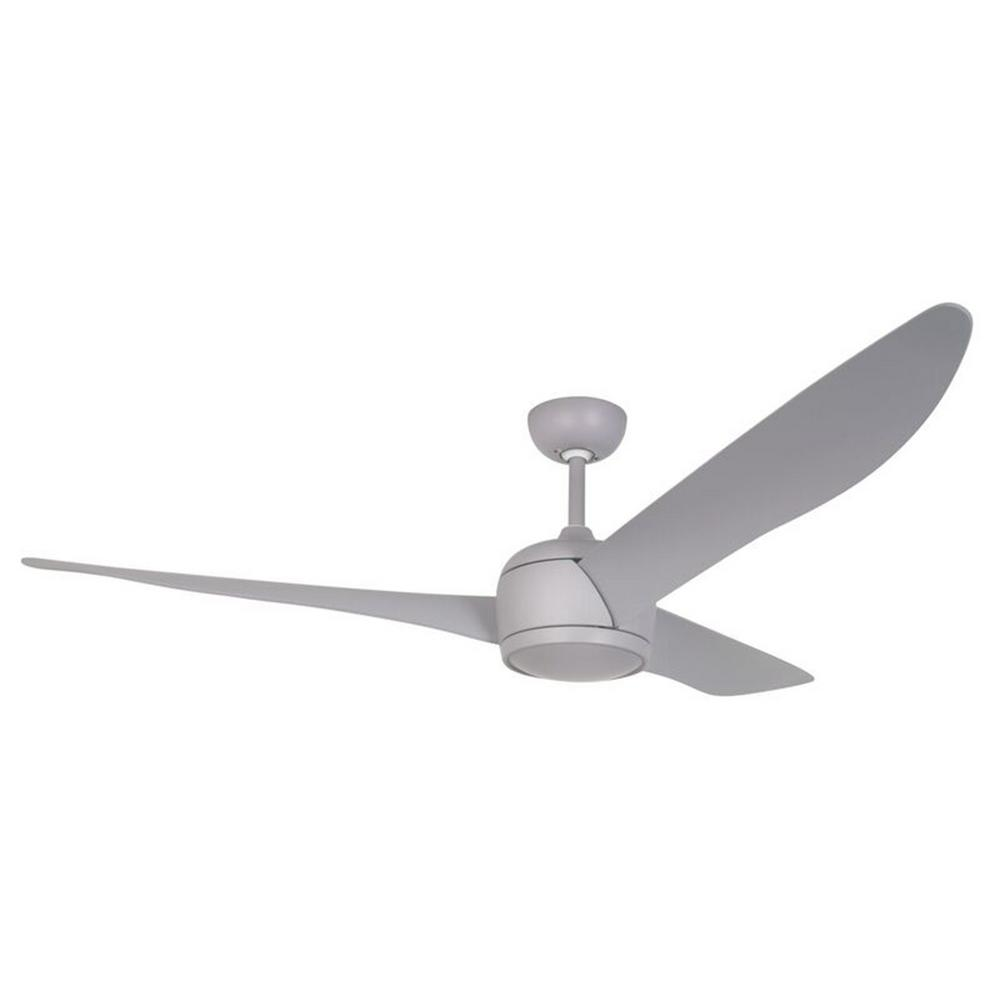 Lucci Air Nordic 56 In 3 Blade Grey Ceiling Fan