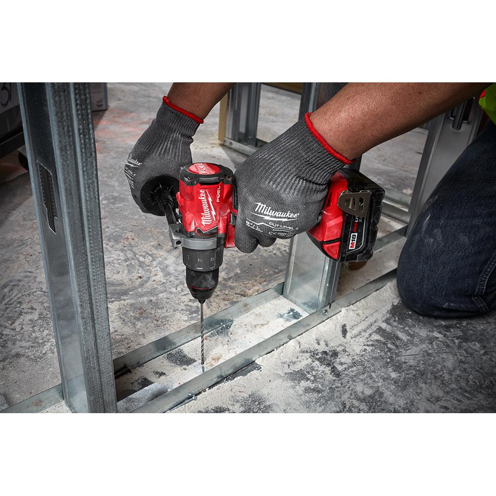 Milwaukee Hammer Drill Carbide Bit Kit 7pc Masonry Drilling Power Tool Bits