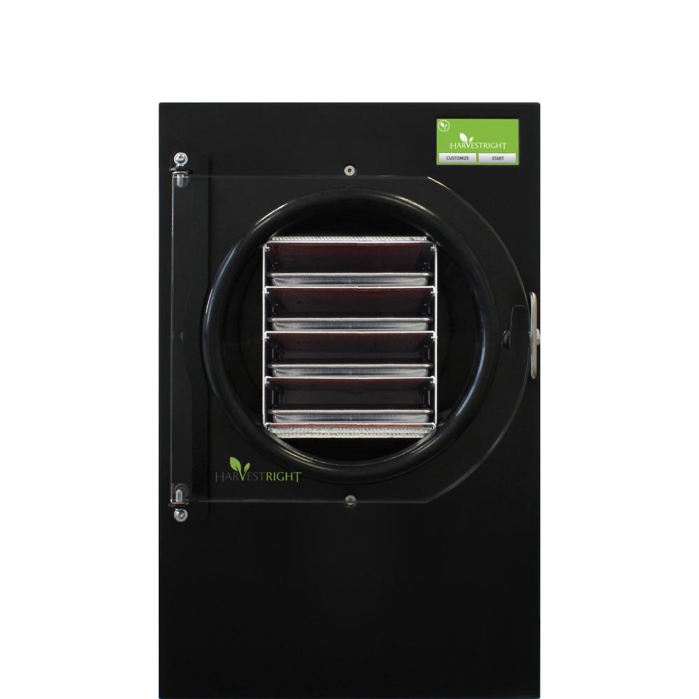 Medium Freeze Dryer Black with Mylar Starter Kit