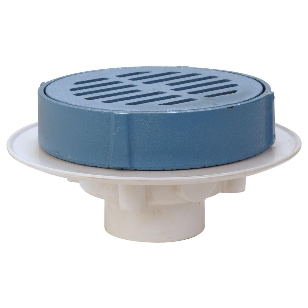 Zurn 2 in. Floor Drain FD2350 PV2   The Home Depot