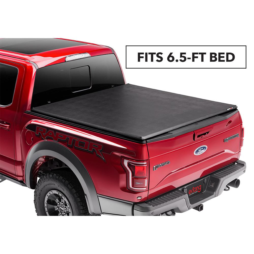 Extang Trifecta 2 0 Tonneau Cover For 15 19 Ford F150 6 Ft 6 In Bed 92480 The Home Depot