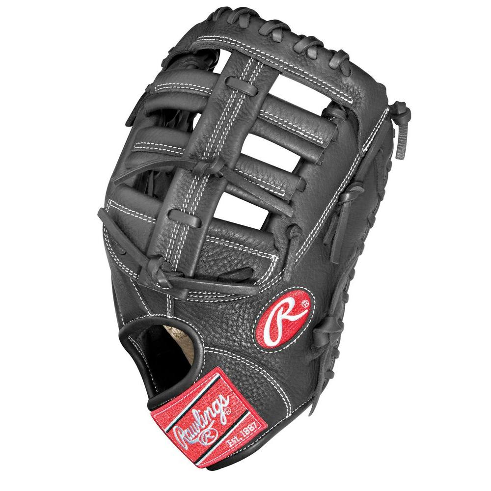 null Baseball Glove Gold Gamer 1st Base-DISCONTINUED