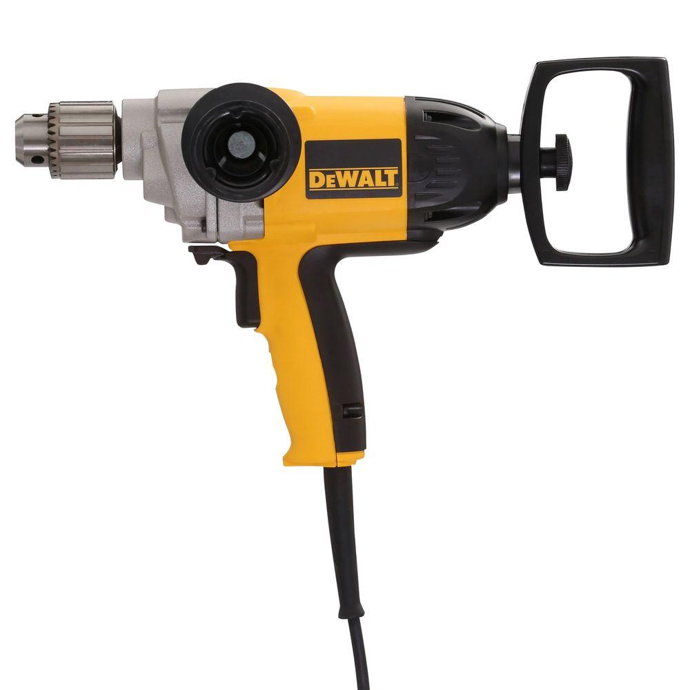 DEWALT 9 Amp 1/2 in. Spade Handle Drill