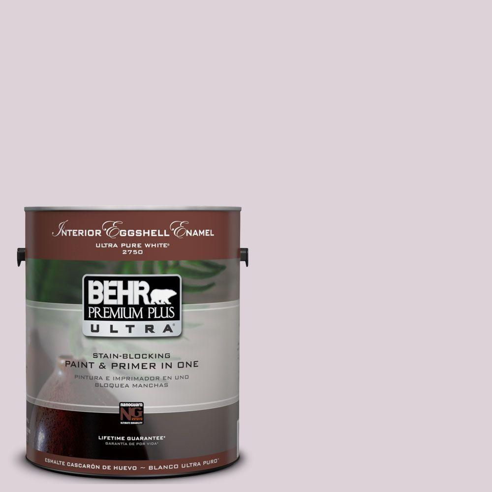BEHR Premium Plus Ultra 1-Gal. #UL250-14 Mystic Fairy Interior Eggshell Enamel Paint