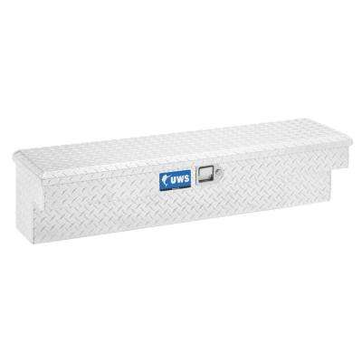 72 in. Aluminum Side Mount Tool Box