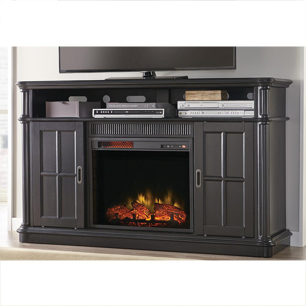home decorators collection electric fireplace reviews home decorators collection jamerson manor 60 in media 13443