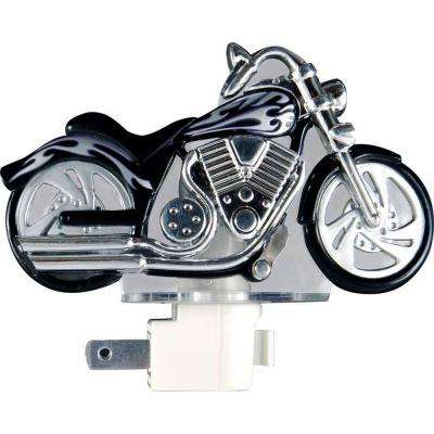 Light Sensing Motorcycle LED Night Light