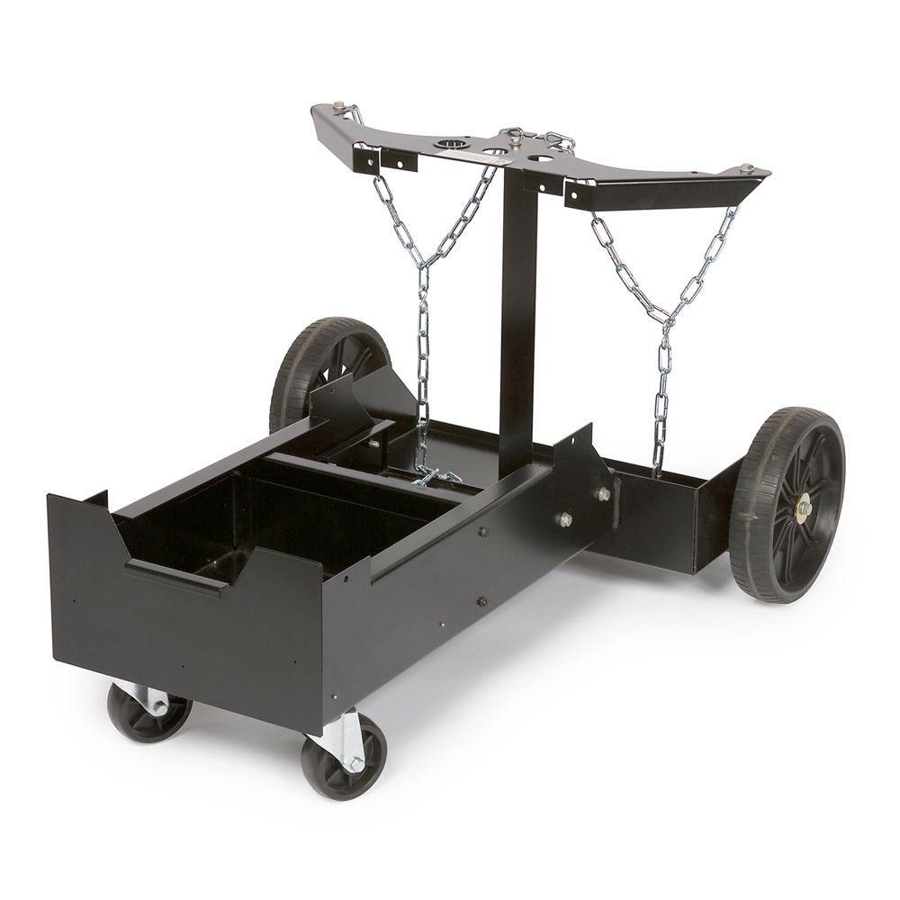 Dual-Cylinder Welder Cart