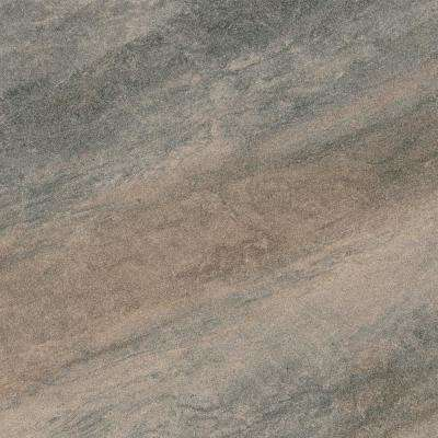Caledonia Graphite 18 in. x 18 in. Porcelain Floor and Wall Tile