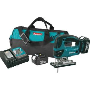 Makita 18-Volt LXT Lithium-Ion Cordless Jig Saw Kit by Makita