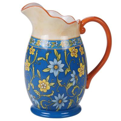 Torino Multi-Colored 2.25 oz. Pitcher