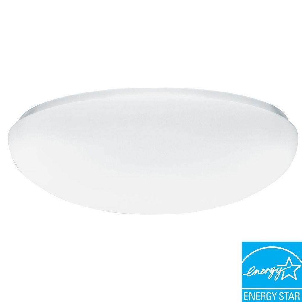 Lithonia Lighting 1 Light White Low