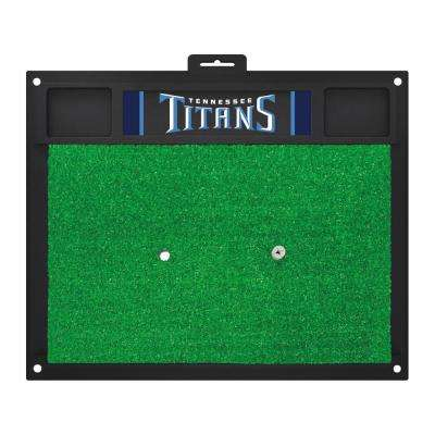 NFL - Tennessee Titans Golf Hitting Mat 20 in.  x 17 in.