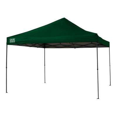 Weekender Elite 12 ft. x 12 ft. Instant Canopy in Green