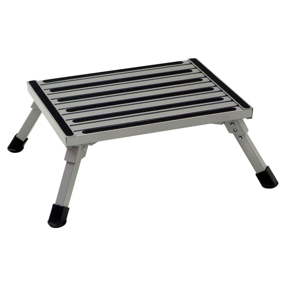 Stromberg Carlson Products Aluminum Platform Folding RV Step