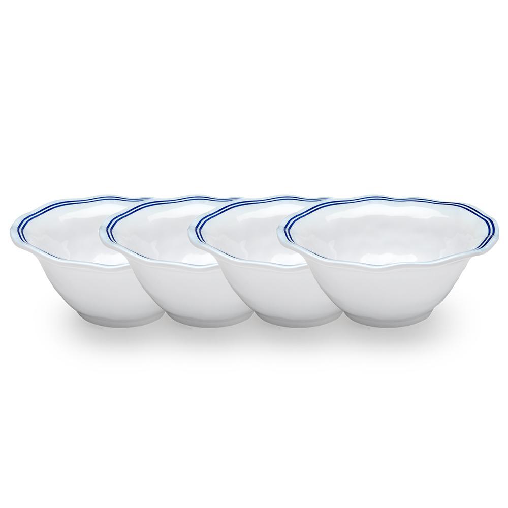 Rubbermaid 5.2-Cup TakeAlongs Square Bowl Set (4-Pack)-FG7F54RETCHIL ...