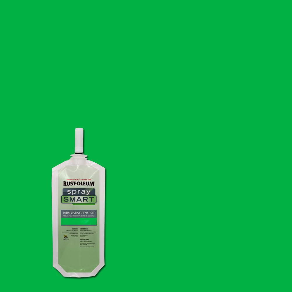 Fluorescent Green Enamel Spray Paint