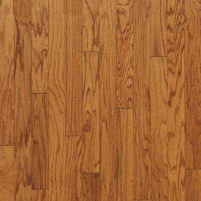 Town Hall Oak Butterscotch 3/8 in. Thick x 3 in. Wide x Varying Length Engineered Hardwood Flooring (30 sq. ft. / case)