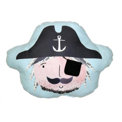 Pirates Ahoy Pillow