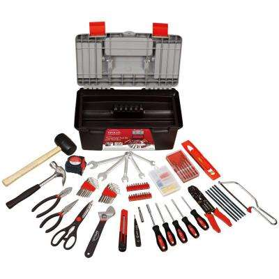 Household Tool Kit with Tool Box (170-Piece)