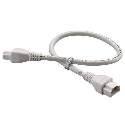 12 in. Linking Cord, White