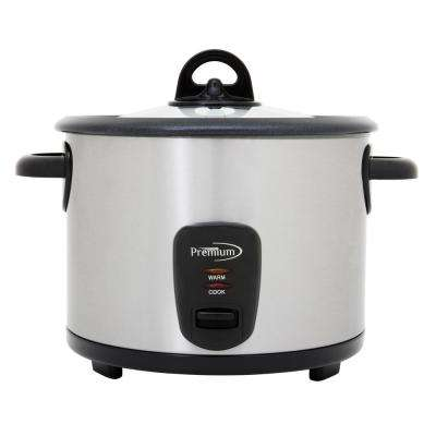 16-Cup Deluxe Rice Cooker