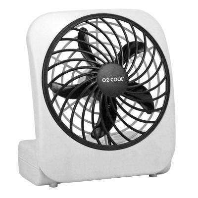 5 in. Battery Operated Portable Fan