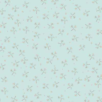 4 ft. x 8 ft. Laminate Sheet in Mint Compre with Virtual Design Matte Finish