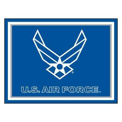 U.S. Air Force Ultra Plush 8 ft. x 10 ft. Area Rug