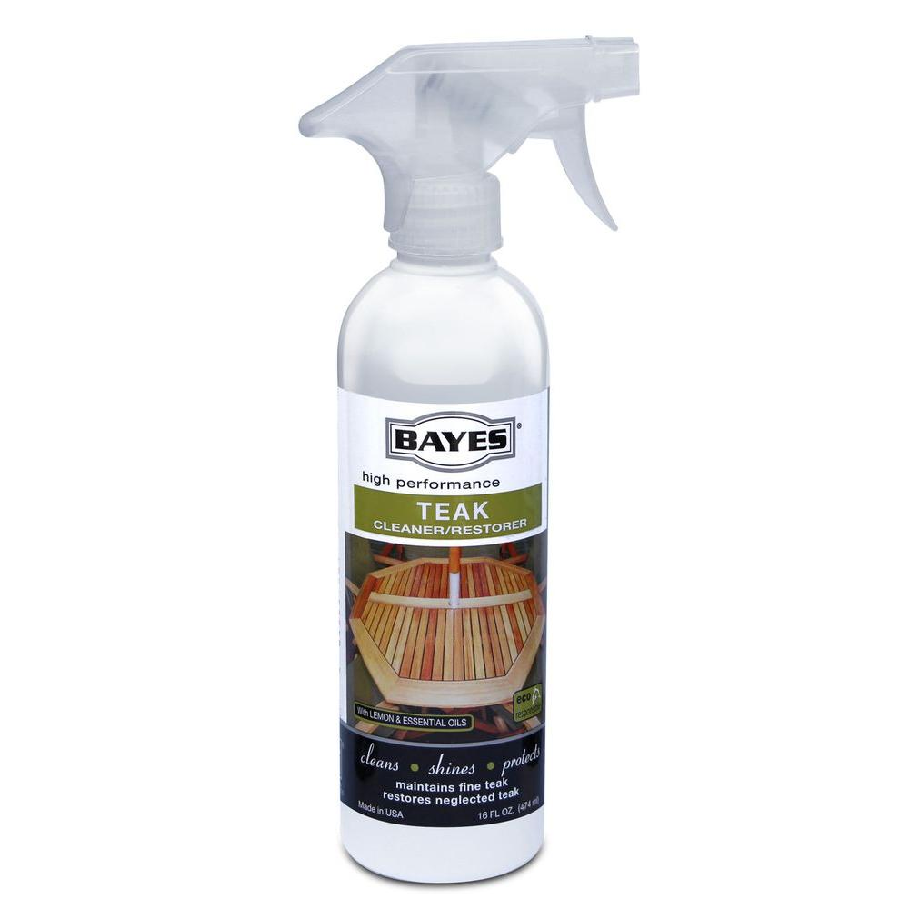 16 oz. High-Performance Teak Cleaner / Restorer (3-Pack)