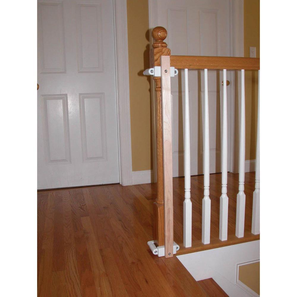 Stairway Gate installation Kit