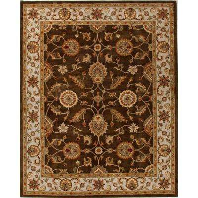 Bracken 4 ft. x 8 ft. Oriental Area Rug