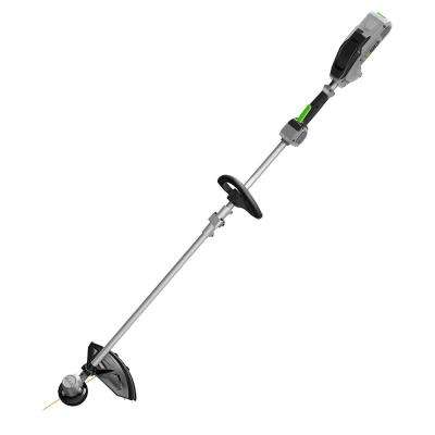 15 in. 56-Volt Lithium-ion Electric Cordless String Trimmer with Rapid Reload Head, Battery and Charger Not Included