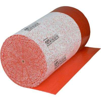 AirGuard 3,650 sq. ft. 40 in. x 1096 ft. x 1/8 in. Value Mega-Roll of Premium 3-in-1 Underlayment with Microban