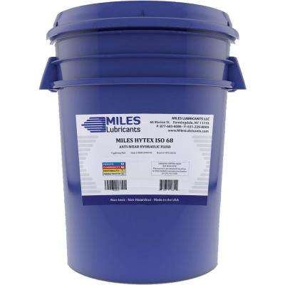 Hytex 5 Gal. ISO 68 Anti-Wear Hydraulic Fluid Pail