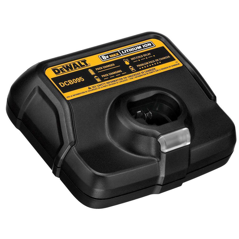 Dewalt 8-Volt Max Battery Charger by DEWALT